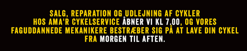 amager cykel service